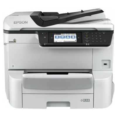Tusze do Epson WorkForce Pro WF-C8610 DWF - oryginalne