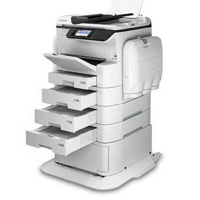 Tusze do Epson WorkForce Pro WF-C869 RTWFC - oryginalne